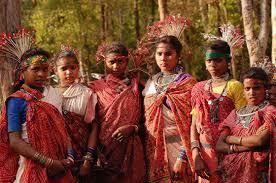 Scheduled tribes of Bihar