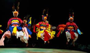 Folk Dances of Bihar (Paika Dance)