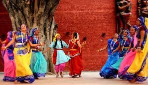 Folk Dances of Bihar (Domkach)