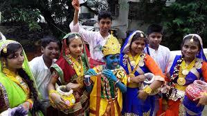 Folk Dances of Bihar (Fagua)