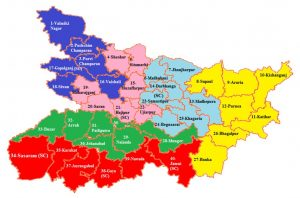 District and Divisions of Bihar part 4