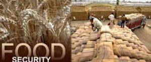 food security scheme