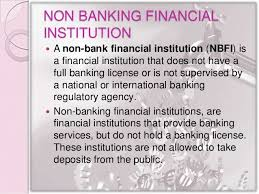 Non-banking financial institutions and their reforms in them since 1990s