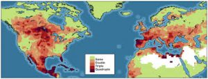 Flood and Drought Occurrence