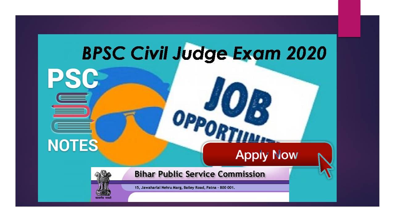 bpsc-civil-judge-online-form-2020